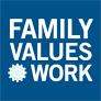 Family Values at Work logo