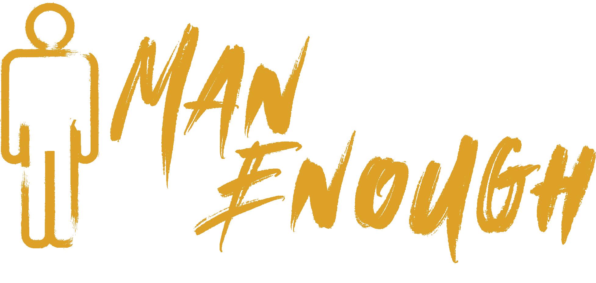 Man Enough Logo