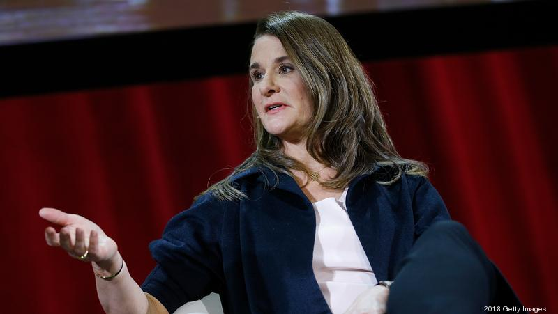 Melinda Gates and MacKenzie Scott were major supporters of the Equality Can't Wait Challenge.